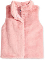 Epic Threads Faux Fur Vest, Toddler Girls (2T-5T), Created for Macy's