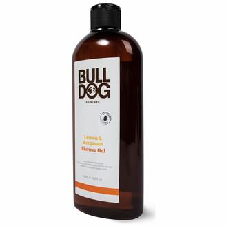 Bulldog Skincare For Men Bulldog Lemon & Bergamot Shower Gel 500ml