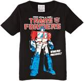 Logoshirt Boy's Kids Transformers Powermaster!! T-Shirt