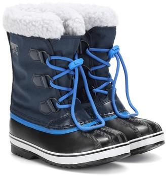 Sorel Kids Yoot Pac nylon boots