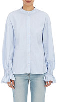 Teija Women's Ruffled-Cuff Button-Front Blouse