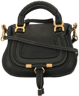Chloé mini Marcie tote bag