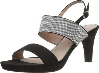 Maria Mare Mariamare Women's 67503 Ankle Strap Sandals Black (Afelpado Negro C3931) 6 UK