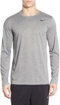 Nike Men's 'Legend 2.0' Long Sleeve Dri-Fit Training T-Shirt