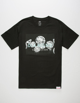 Diamond Supply Co. Typeset Gems Mens T-Shirt