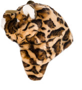 Dolce & Gabbana leopard fitted hat