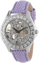 Burgmeister Women's BM520-100B Merida Analog Automatic Watch