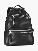 John Varvatos Studded Backpack