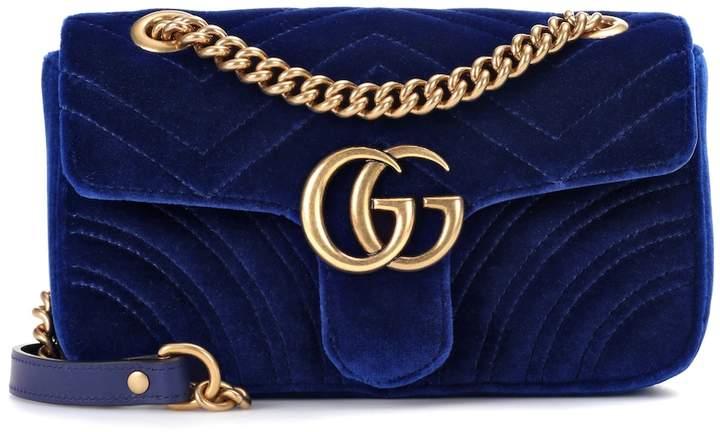 85a44867e Gucci Bags Velvet - ShopStyle