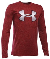 Under Armour Boys' Big Logo Tech Tee - Sizes S-XL
