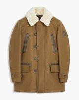 Belstaff Saddleworth Coat Brown