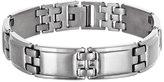 Kohl's Stainless Steel Rectangle Bracelet - Men