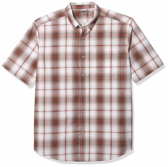 Wolverine Men's Big & Tall Button Up