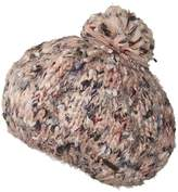 Steve Madden Chunky Confetti Knit Beret Caps