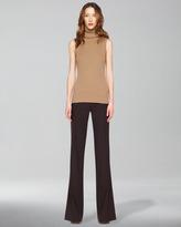 Michael Kors Jaryn Stretch-Wool Pants