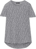 Belstaff Posy printed jersey top