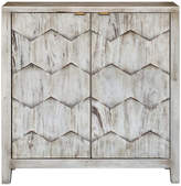 Uttermost Catori Smoked Ivory Console Cabinet