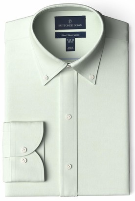Buttoned Down Amazon Brand Slim Fit Button-collar Pinpoint Non-iron Dress Shirt