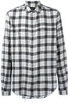 Stampd checked shirt - men - Cotton - M