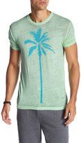 Kinetix Short Sleeve Front Graphic Print Tee