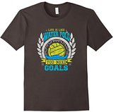 Men's Life is Like Water Polo You Need Goals XL