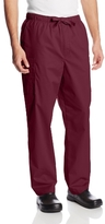 Cherokee Workwear Scrubs Men's Big & Tall Stretch Utility Pant