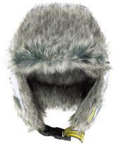 Ikks False fur-lined hat with earflaps