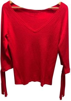 Paul & Joe Sister Red Cotton Knitwear for Women