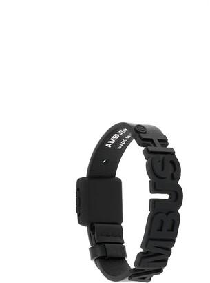 Ambush Logo-Detail Bracelet