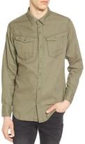 G Star Men's Arc Denim Military Shirt