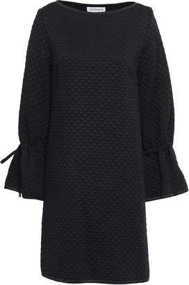 Osman Jacquard-knit Mini Dress