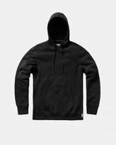 Reigning Champ Side Zip Hoodie (Black)