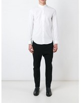 Maison Margiela band collar shirt