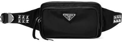 8929b211c9c2 Prada Studded Handbag - ShopStyle