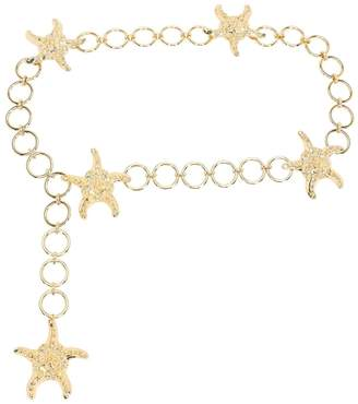 Rixo Starfish Chain Belt