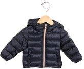 Moncler Boys' Hooded Puffer Jacket