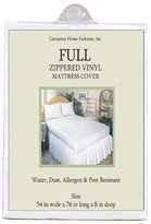 Carnation Home Fashions Zippered Vinyl Mattress Cover