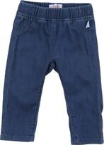 Il Gufo Denim pants - Item 42557662