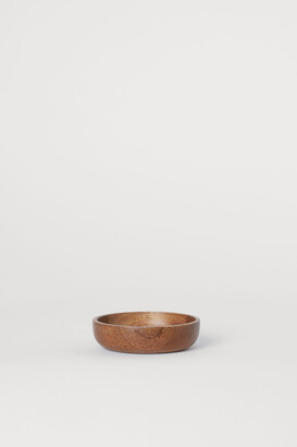 H&M Small Mango Wood Bowl