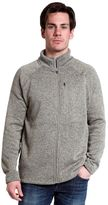 Stanley Men's Classic-Fit Sweater-Fleece Jacket