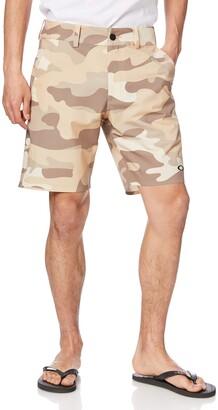 Oakley Men's Hybrid Camo Short 19