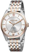 Roberto Cavalli CLASSIC Men's Swiss-Automatic Two Tone Stainless Steel Bracelet Watch