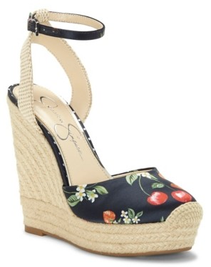 Jessica Simpson Zestah Espadrille Wedge Sandal