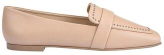 Siren Risky Camel Flat Shoe