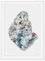 """Timothy Hogan for Kim Salmela Timothy Hogan - Single Geode - 18""""L x 24""""W Art"""