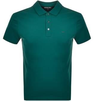 Michael Kors Sleek Polo Green
