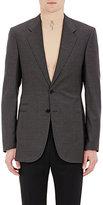 Maison Margiela Men's Vent-Front Two-Button Sportcoat-GREY