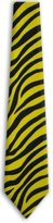 Buy Your Ties Mens Zebra Print Neck Tie