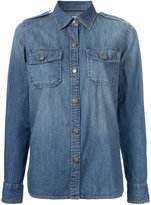 Current/Elliott The Perfect shirt - women - Cotton - 3
