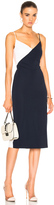 Cushnie et Ochs Color Blocked Pencil Dress